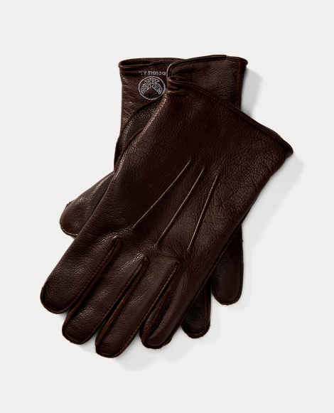 Leather Officer's Gloves