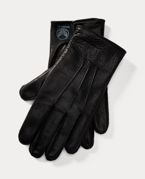 Leather Officer's Gloves