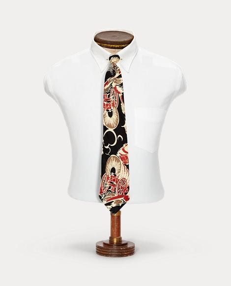 Handmade Western Silk Tie
