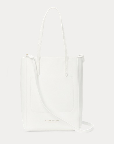 Tumbled Calf Mini Modern Tote