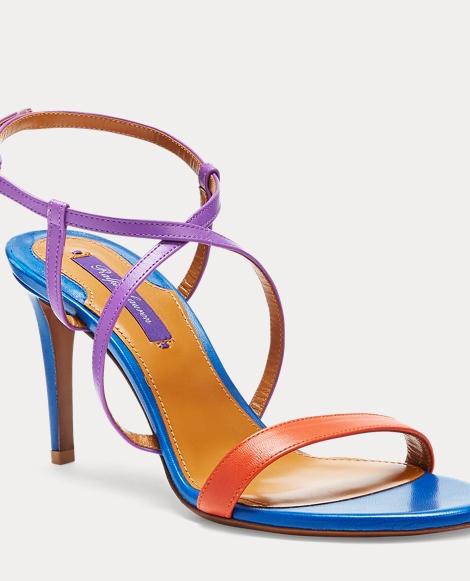 Arissa Color-Blocked Sandal