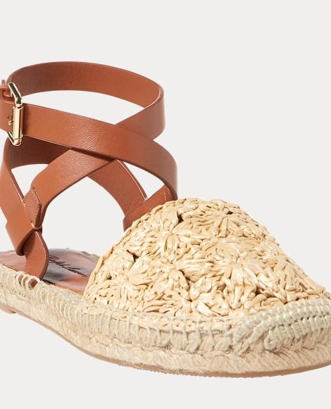 Genina Crocheted Sandal