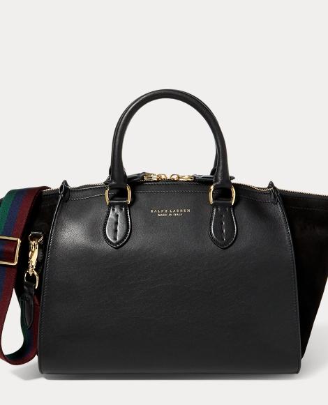Luxe Calf Traveller Bag
