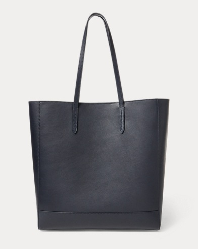 Luxe Calf Modern Tote