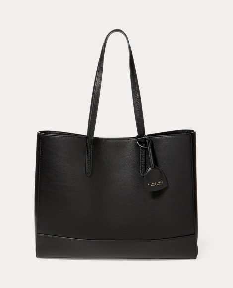 Luxe Calf East-West Tote