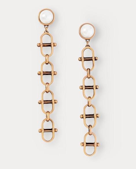 Equestrian Crystal Earrings