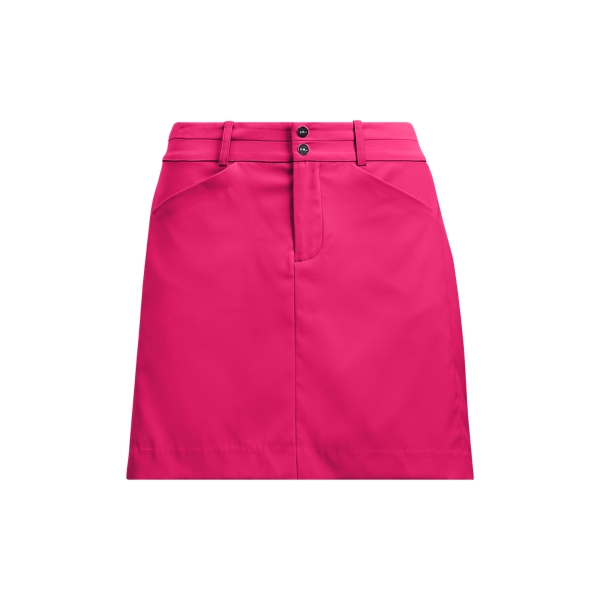 Ralph Lauren Stretch Sateen Skort Magenta 2