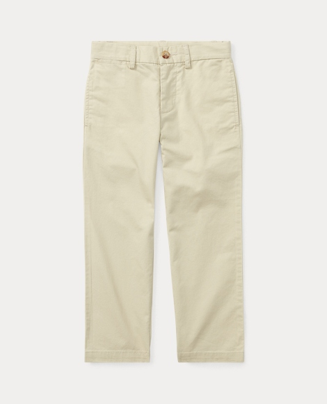 Slim Fit Cotton Chino Pant
