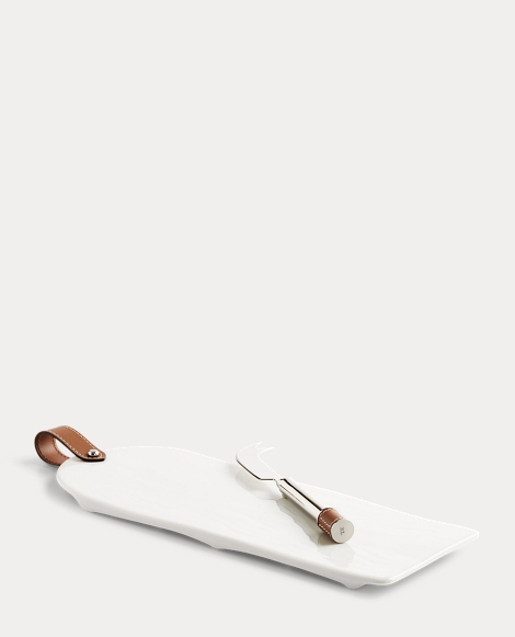 Wyatt Cheese Board & Knife Set