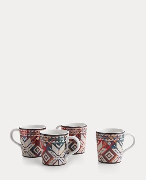 Baldwin Stoneware Mug Set