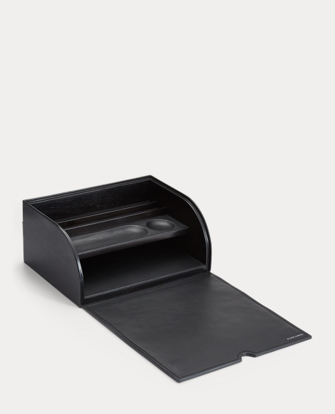 Brennan Leather Writer's Box