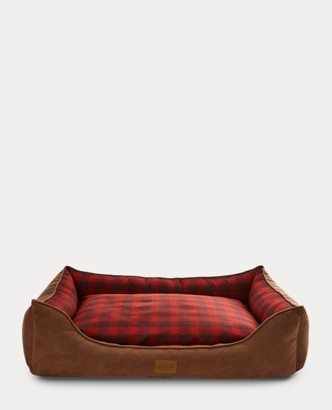 Pendleton Ombré Plaid Dog Bed
