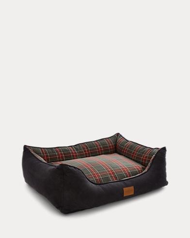 Pendleton Plaid Dog Bed