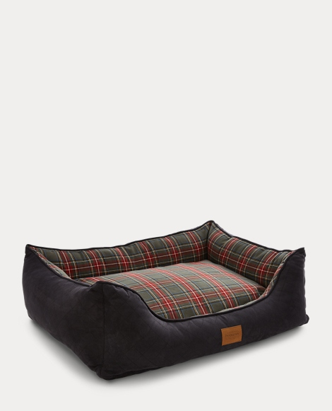 Pendleton Plaid Dog Bed