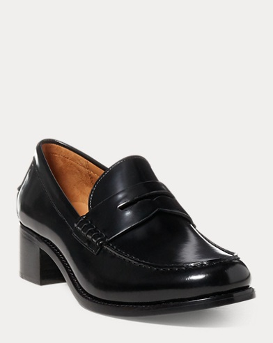 Stacie Leather Loafer