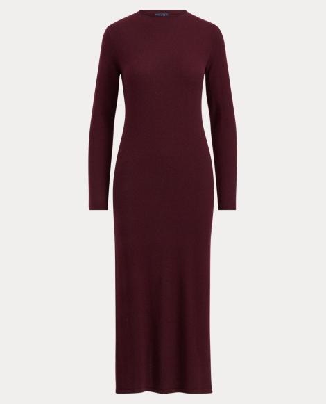 Cashmere Midi Dress