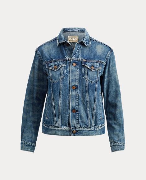 Denim Trucker Jacket