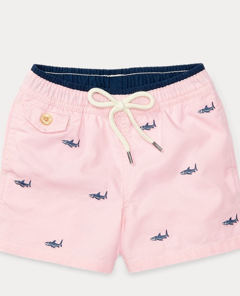 TRAVELER SWIM BOXER