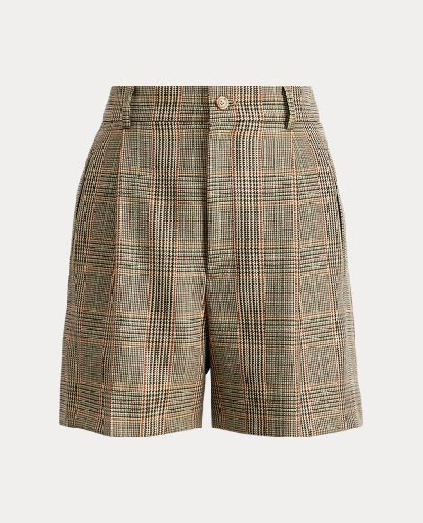 Tracy Wool Short