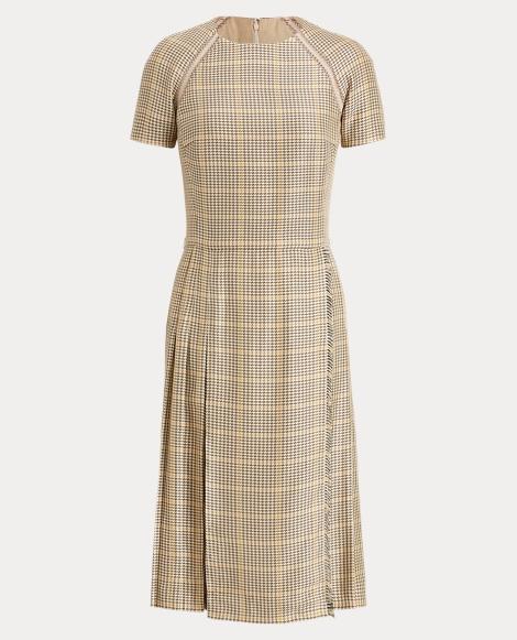 Ramona Houndstooth Dress