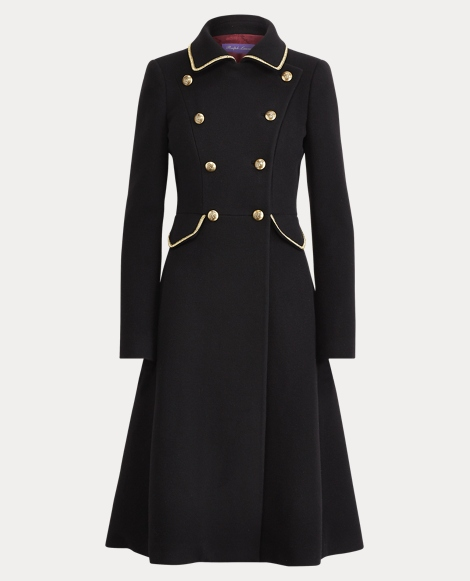 Clifton Wool Coat