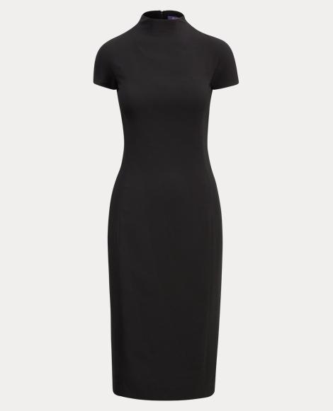 Jeanette Mockneck Dress