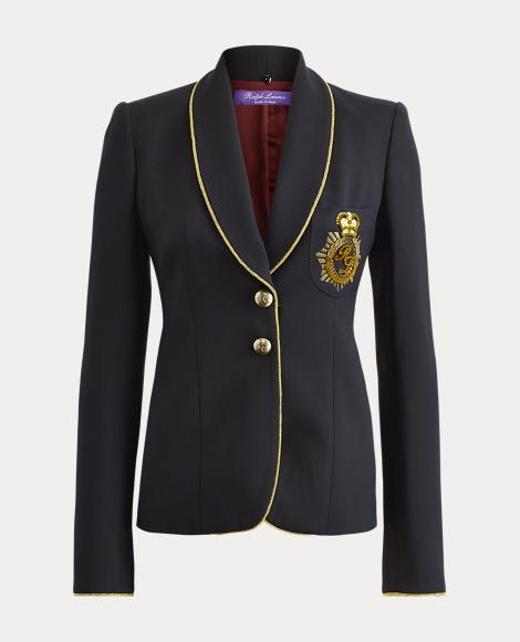 Kensley Wool-Silk Jacket