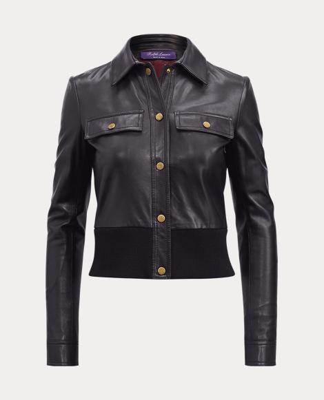 Salena Leather Jacket