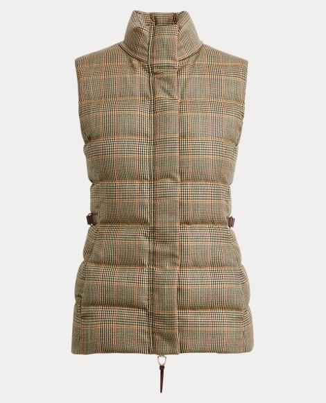 Paxton Wool Down Vest