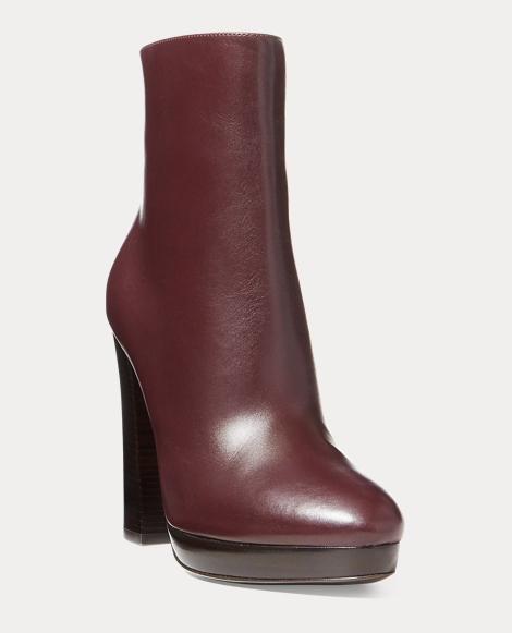 Geila Luxe Calfskin Boot