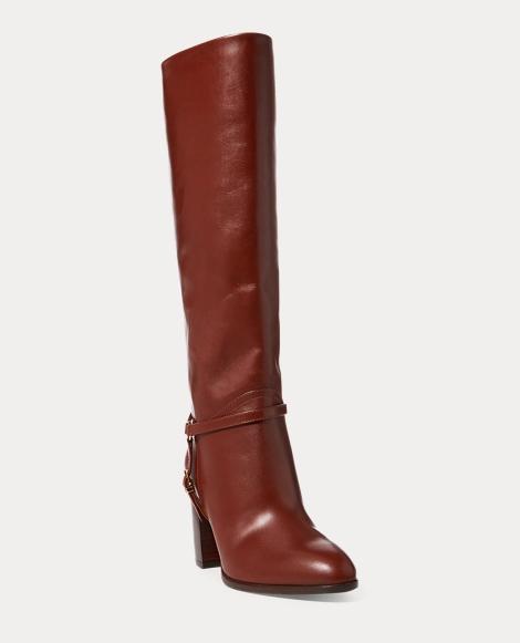 Laysa Luxe Calfskin Boot