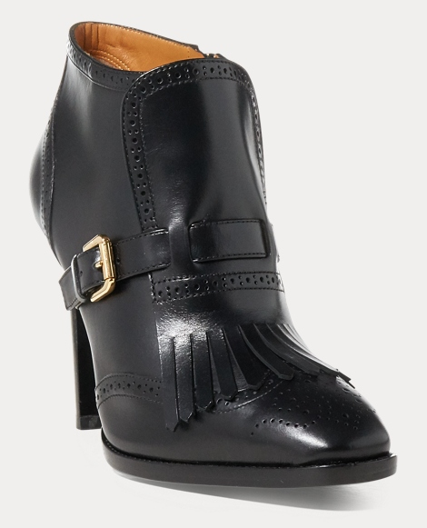 Lansy Luxe Calfskin Boot