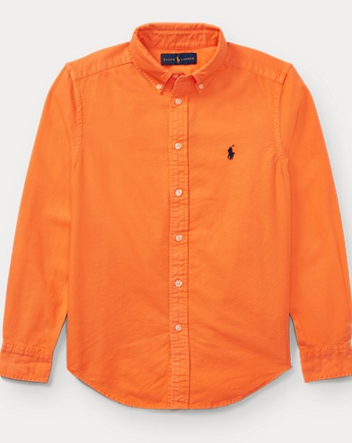 Cotton Oxford Sport Shirt