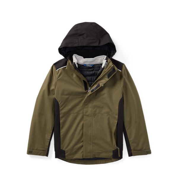 Ralph Lauren 3-In-1 Coat Fall Olive S