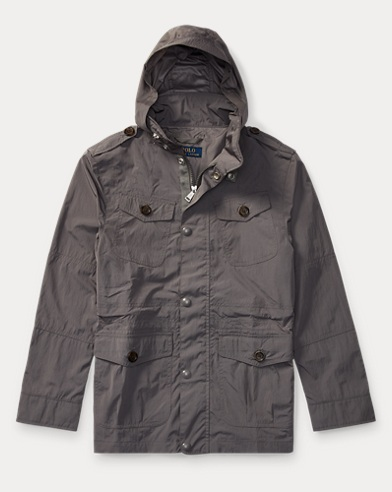 Hooded Field Jacket