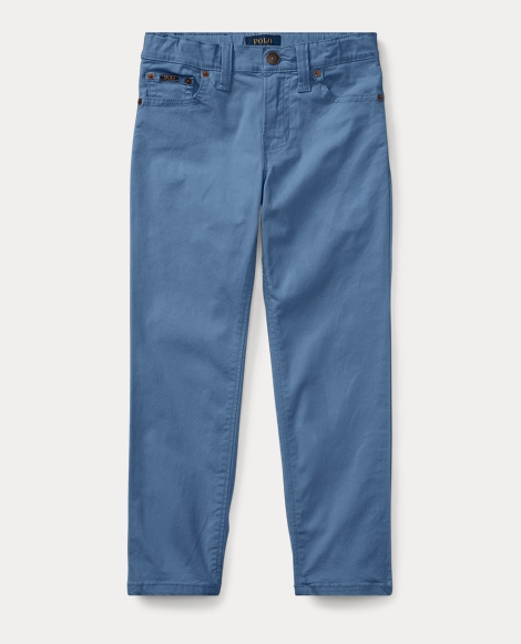 Varick Stretch Cotton Pant