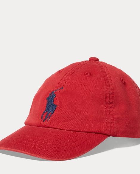 Big Pony Chino Baseball Cap
