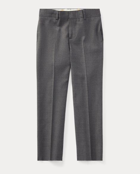 Wool Twill Trouser