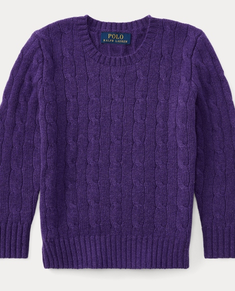Boys' Sweaters, Crewnecks, & Cardigans in Sizes 2-20 | Ralph Lauren