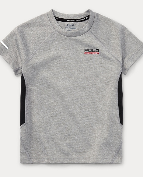 Pieced Performance T-Shirt