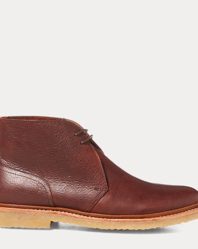 Karlyle Leather Chukka Boot