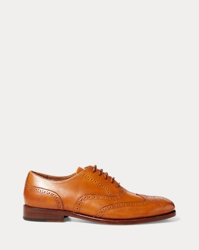 Atley Calfskin Wingtip