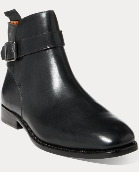 Arwin Calfskin Jodhpur Boot