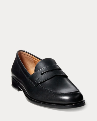 Agustin Calfskin Penny Loafer