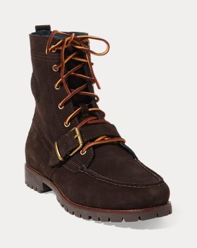 Ranger Suede Boot