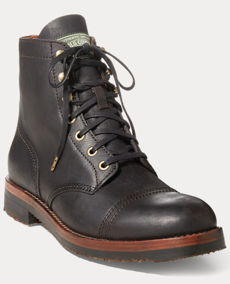 Enville Leather Boot