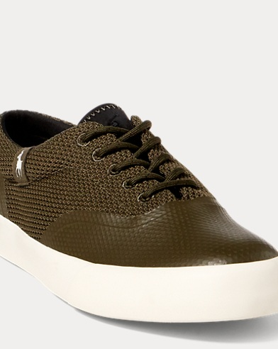 Vernon Mesh Low-Top Sneaker
