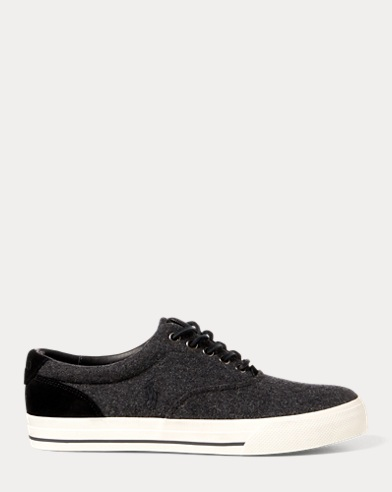 Vaughn Flannel Low-Top Sneaker