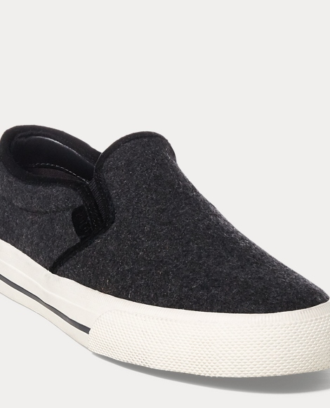 Vaughn Flannel Slip-On Sneaker