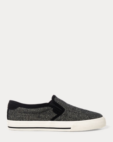 Vaughn Herringbone Sneaker